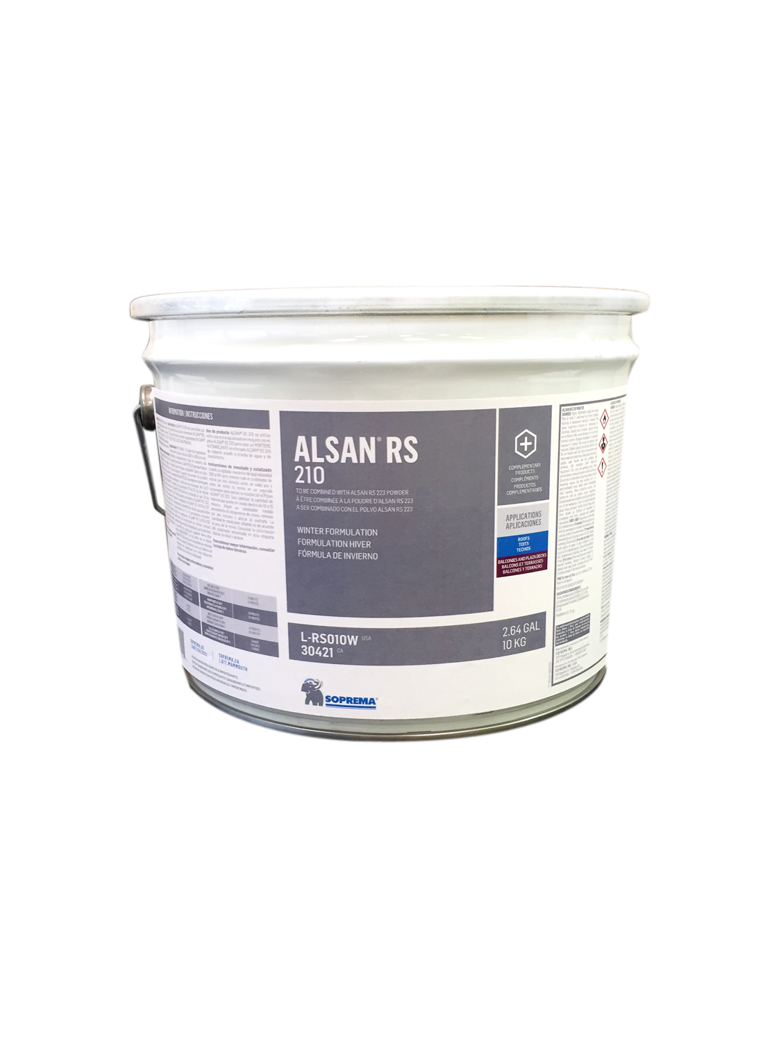 Alsan Rs 210 Soprema
