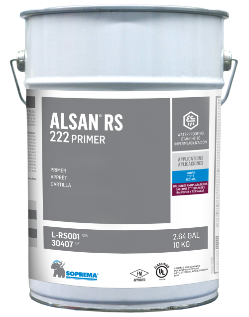 Soprema Products Civil Engineering Primers Alsan 174 Rs