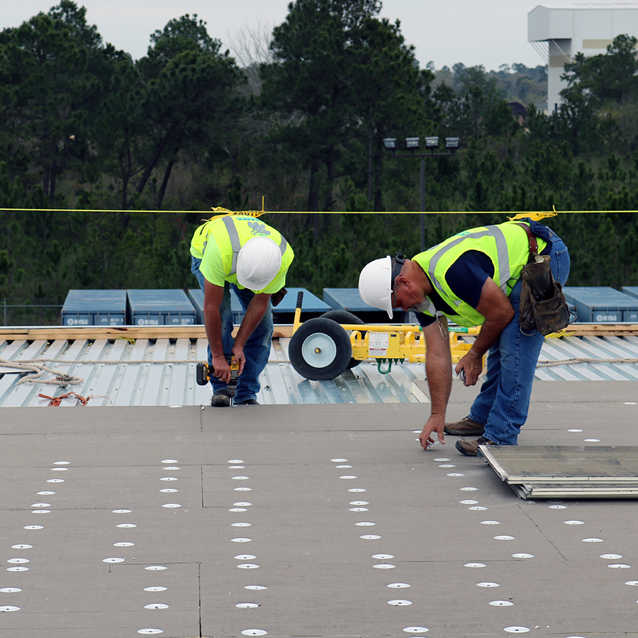 Soprema Commercial Roofing Waterproofing Wall